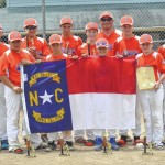 Anson All Stars finish 2nd in state tourney