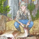 376 hunters bag 93 deer in Anson County Chamber's Big-Game Hunt